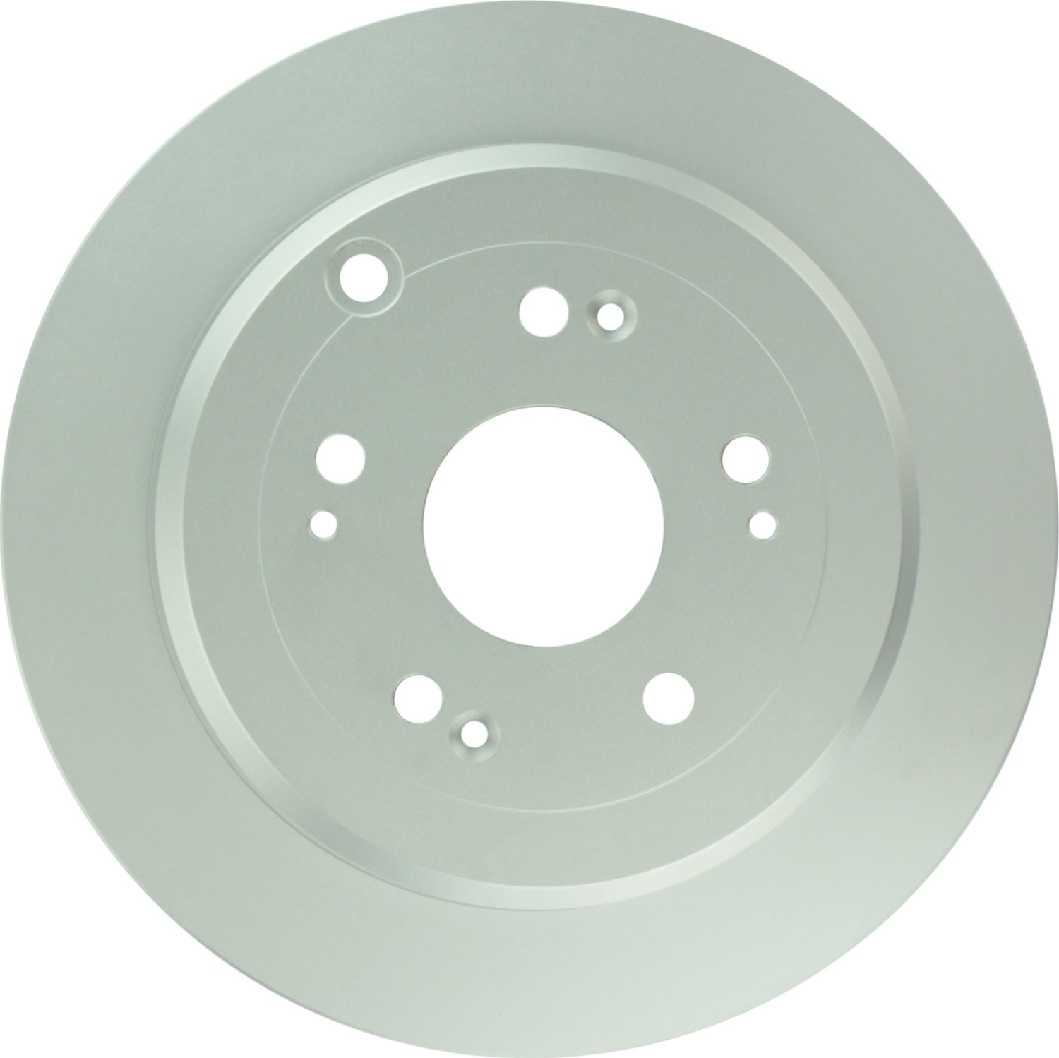Bosch 26011549 QuietCast Premium Disc Brake Rotor, Rear