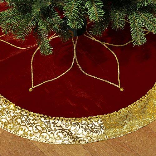Elegant Christmas Tree Skirts 2018 Elegant Christmas