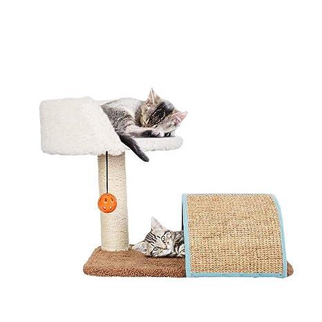 Suministros para mascotas, estera de molienda de arpa de garra, arena para gatos almohadilla