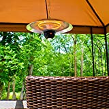 Ener-G+ Indoor/Outdoor Ceiling Electric Patio