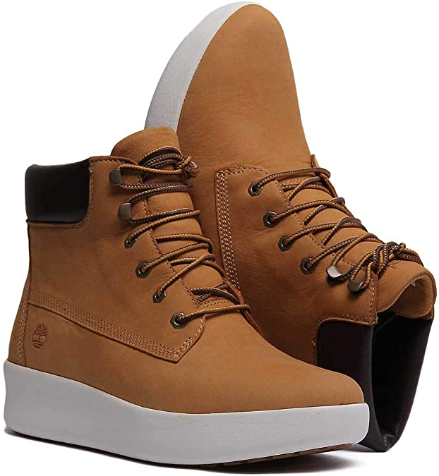 Timberland Bottine A1RXI Marron: : Chaussures et Sacs