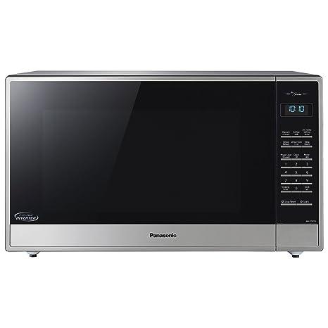 Amazon.com: Panasonic NN-ST975S 2.2 Cu. Horno de microondas ...