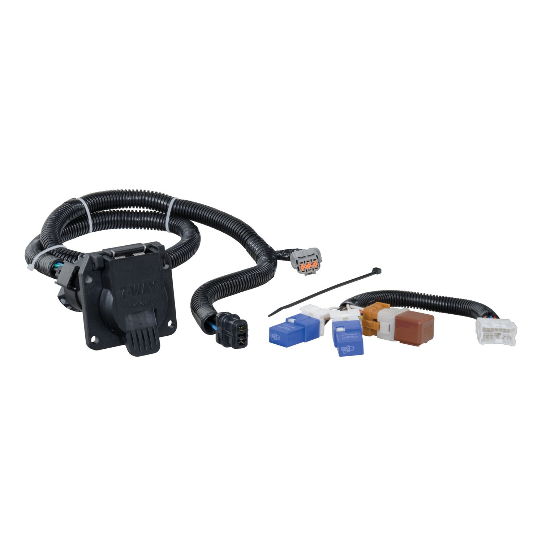 Curt 56226 Custom Wiring Connector Automotive Oem Nissan Pathfinder Trailer