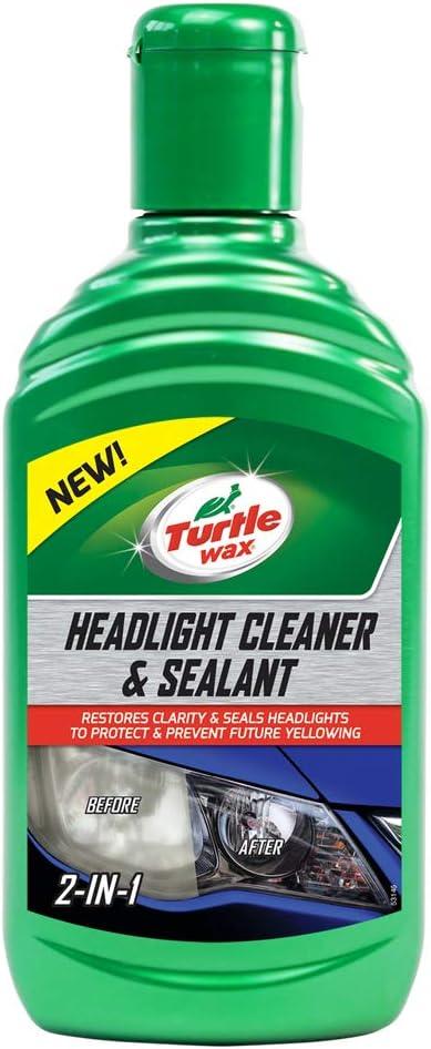 Turtle Wax 53146 - Detergente Liquido per la Pulizia dei fari, 300 ml