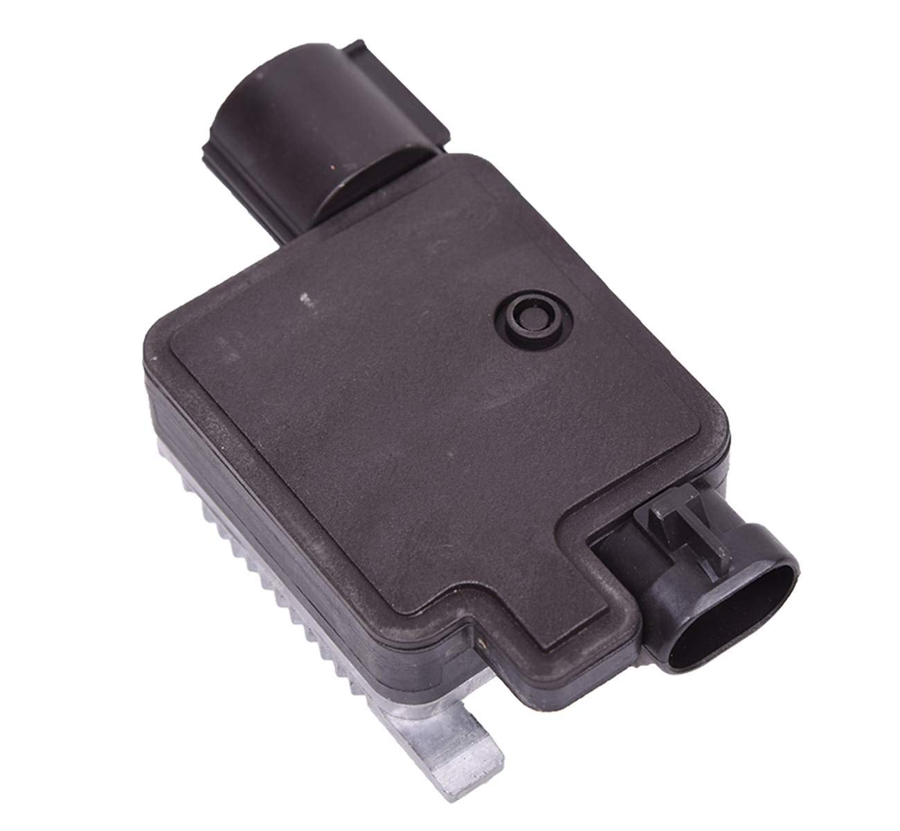 Bapmic 6W1Z-8B658-AC Radiator Cooling Fan Control Module Relay for Ford Crown Victoria Lincoln Town Car 05-11