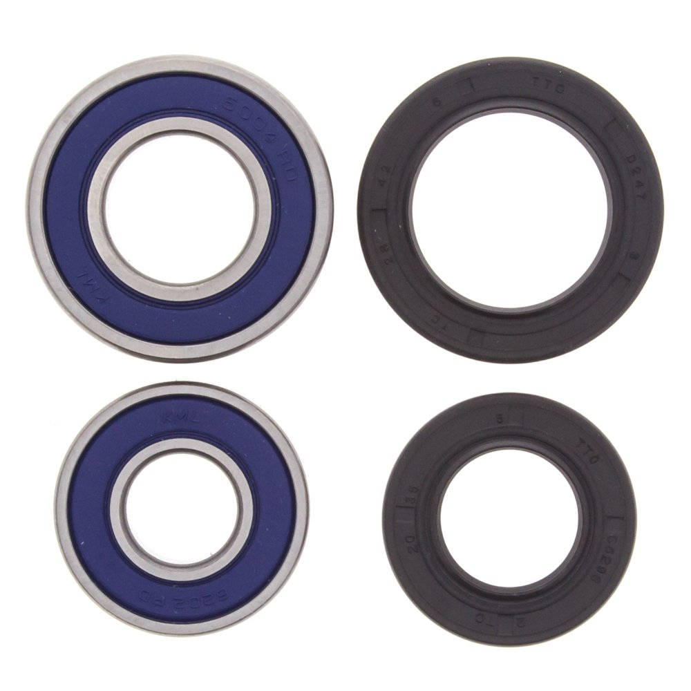 All Balls 25-1035 Wheel Bearing Kit All Balls Racing