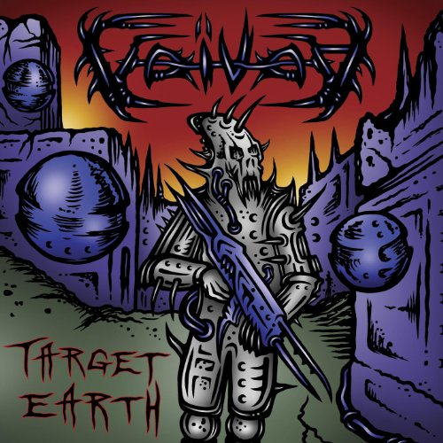 Voivod - Target Earth [Japan CD] MICP-11081