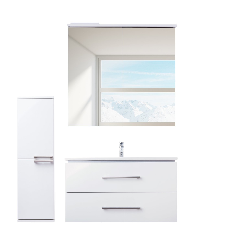 waschbeckenschrank mit waschbecken hq68 hitoiro. Black Bedroom Furniture Sets. Home Design Ideas