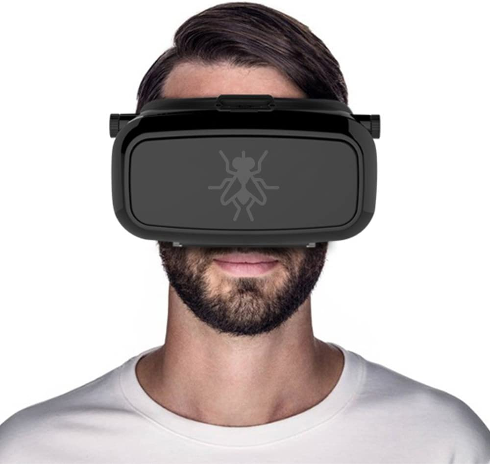 Smartphone Compatible Virtual Reality Headset 360fly VR