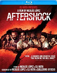 Cover Image for 'Aftershock'