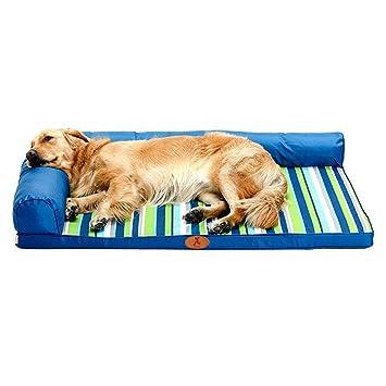Amazon.com: LXLA - Cama impermeable para perro con pernos ...