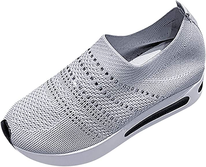 Zapatos Casuales para Correr Deporte Running Calzado Deportivo de ...