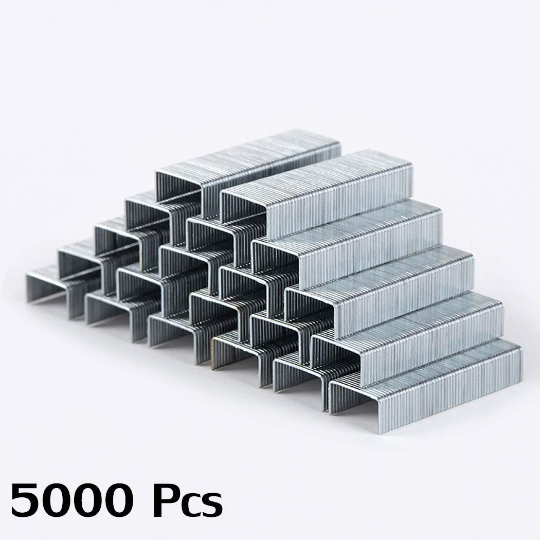 Black Plier Stapler Stapler with 1000 Staples-Plier Stapler Save 60/% Power,Good for Stapling at Home School or Warehouse