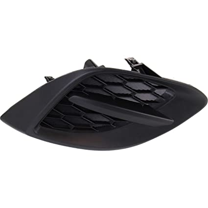NI1038108 New Front,Left Driver Side FOG LAMP COVER For Nissan Armada BLACK