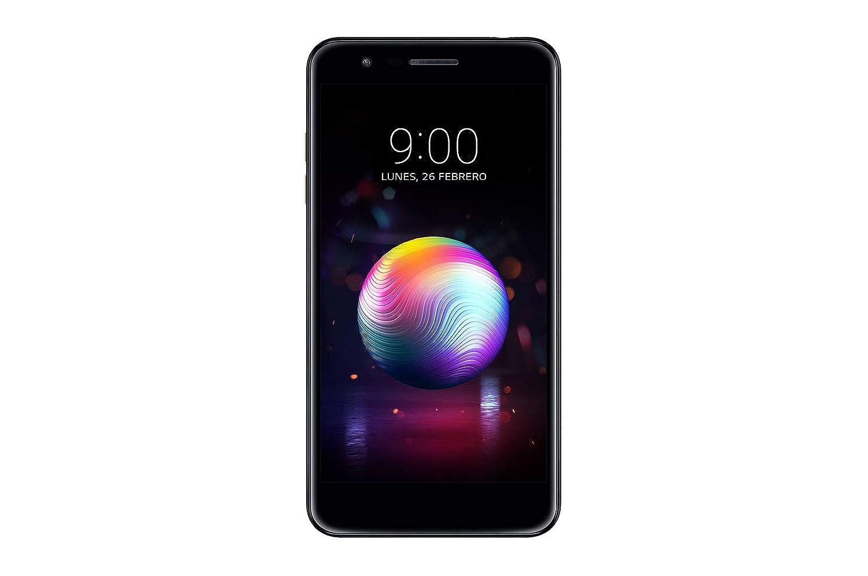 "LG K11 - Smartphone de 5.3"" (Mediatek MT6750 Quad Core 1.5 GHz, 16 GB de Memoria, 2 GB RAM, cámara Pro 13MP con IA), Color Dorado"