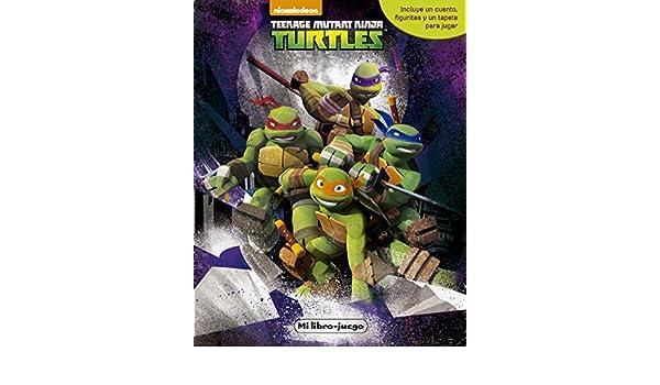 Las Tortugas Ninja. Mi libro-juego: 9788408154105: Amazon ...
