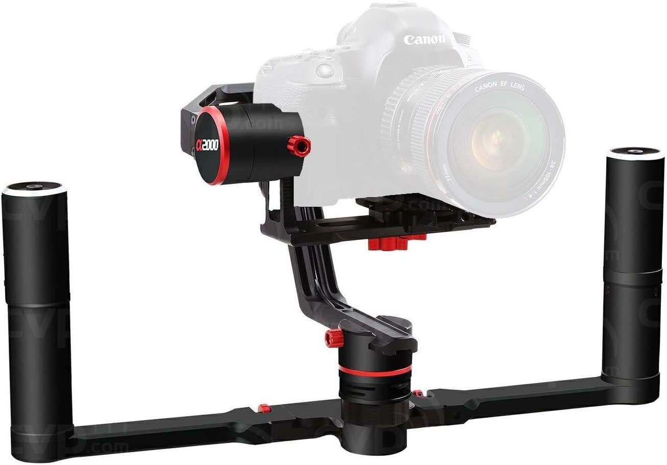 Feiyu Fy Alpha2000dh Camera Gimbal Schwarz Kamera
