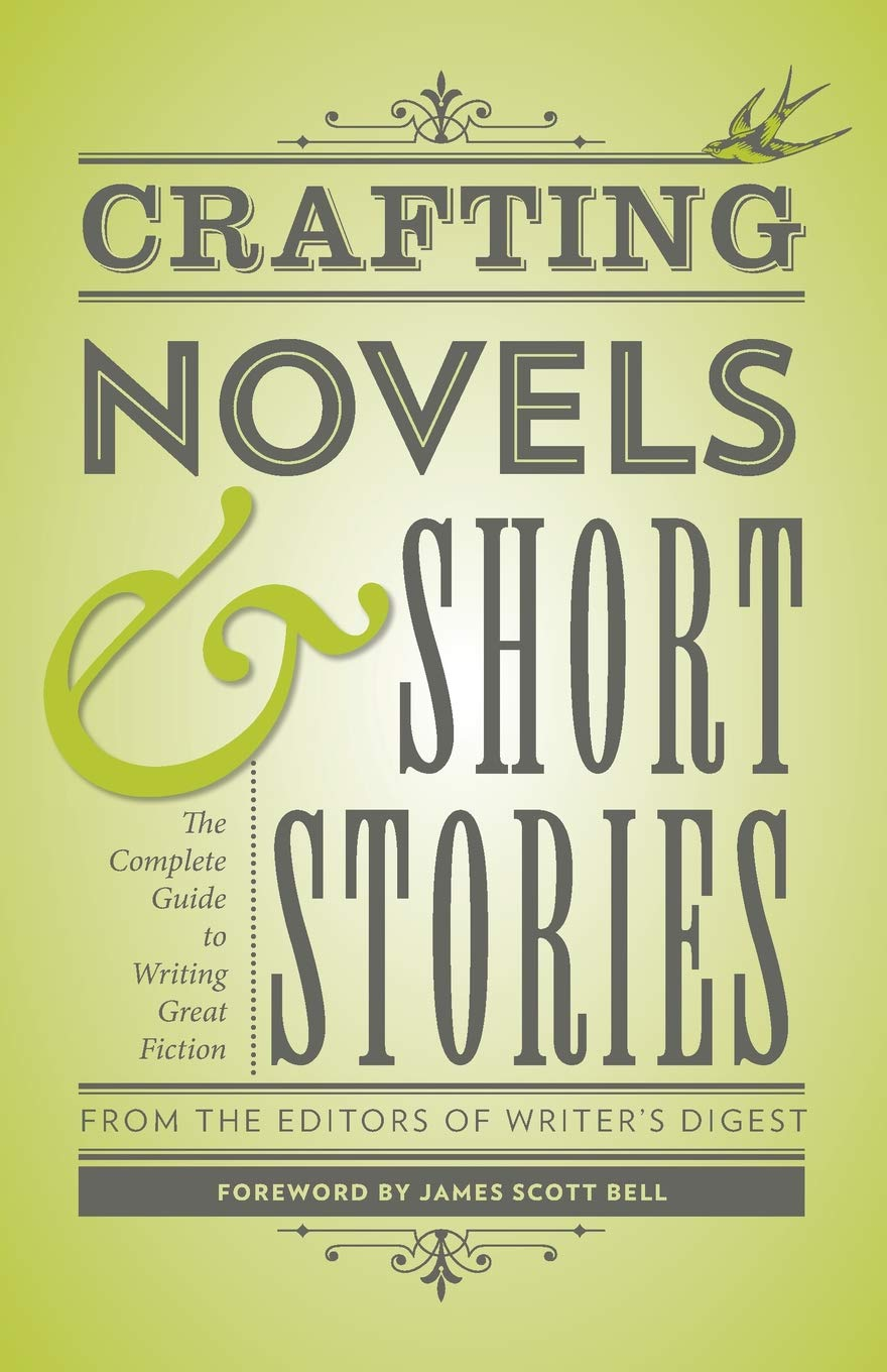 best books on writing fiction