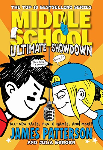 Middle School: Ultimate Showdown: (Middle School 5) Pack of two