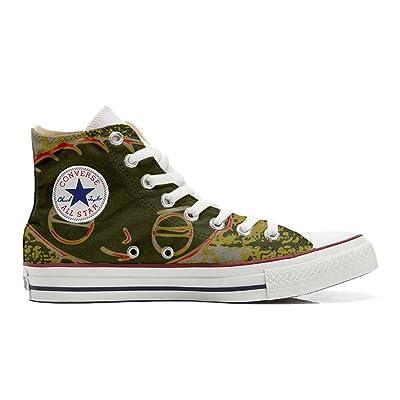 Converse All Star chaussures coutume mixte adulte (produit artisanalPersonnalisé) Stewie Griffi