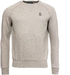 Psycho Bunny Mens Larne Donegal Sweatshirt