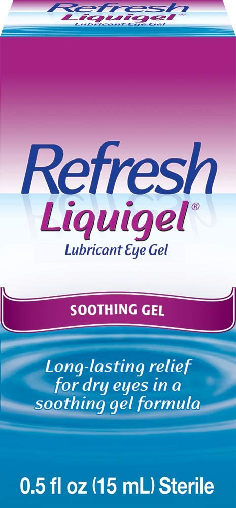 B00005V9CG Refresh Liquigel Lubricant Eye Gel, 0.5 fl oz (15mL) Sterile 61ojeZDEMtL