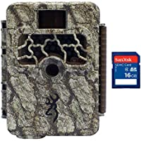 Browning Trail Cameras Command Ops 14MP HD Infrared Game Camera + 8GB SD Card
