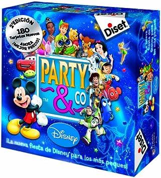 Diset 46106 - Party&Co Disney 2.0: Amazon.es: Juguetes y juegos