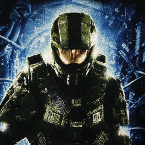 Halo 4 Master Chief Mens Tee (XX-Large)