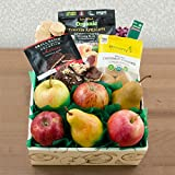 Happy & Healthy Organic Fruit & Snax Gift Box (637)