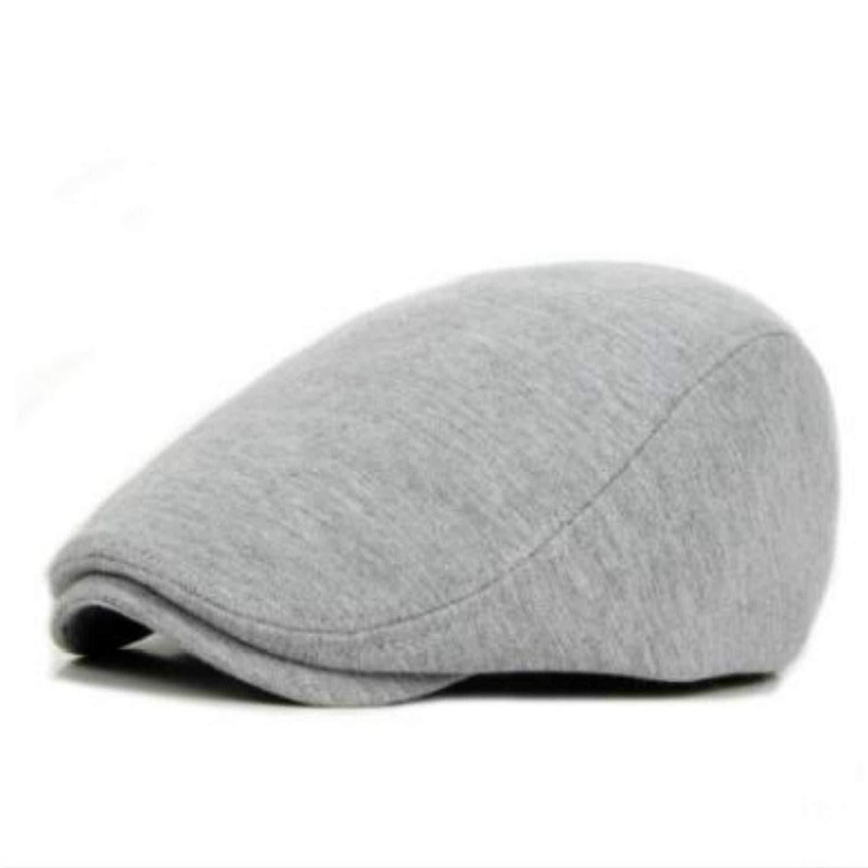 Berets Caps for Men Women Casual Unisex Sports Caps Cotton Berets Hats Flat Cap