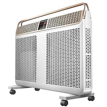 ZZHF Calentador Hogar Baño Estufa para hornear Calentador eléctrico vertical Calentador Calefacción por aire caliente Estufa Ahorro de energía Calentador ...