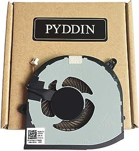 Cooling Fan for Dell XPS 15 9560 9570 7590 Precision 5520 5530 5540 DP/N: 0TK9J1 0V9H8N 4-pin (GPU Fan Right Side)