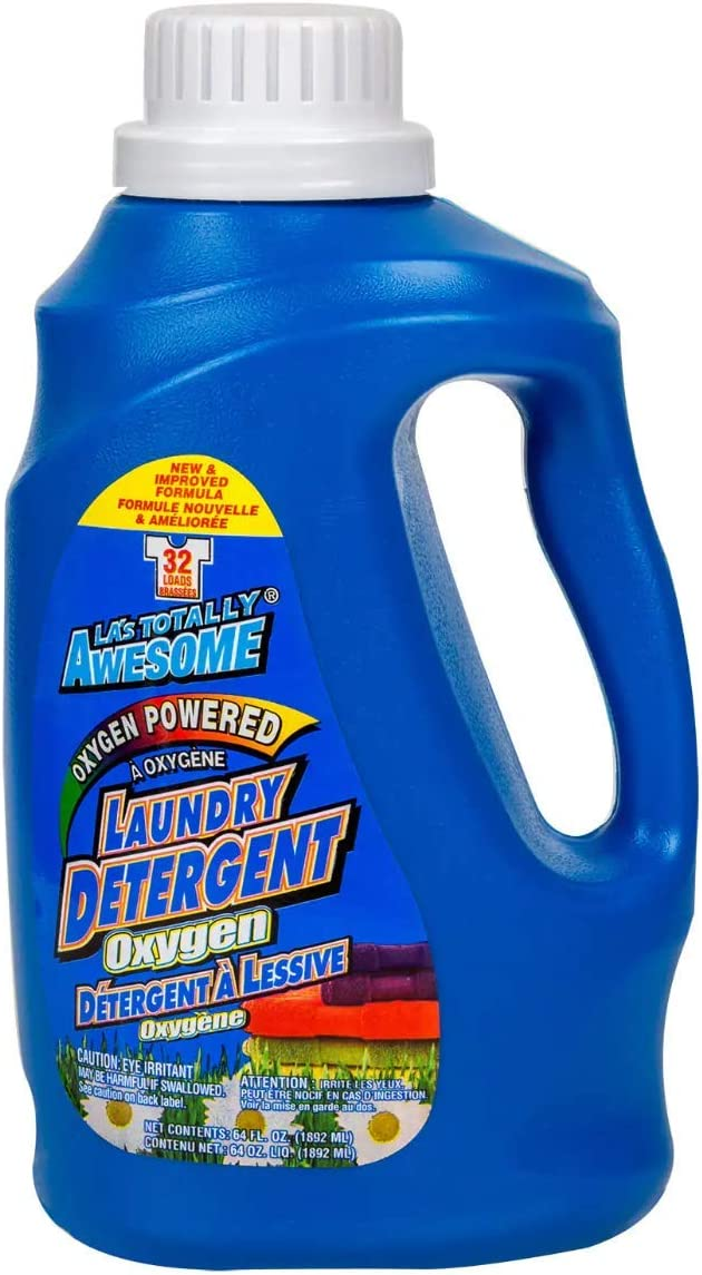 AWESOME PRODUCTS TYG7033 LA's Totally Laundry Detergent, Blue