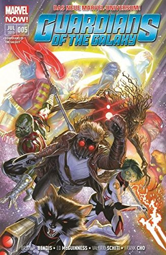 Guardians of the Galaxy: Bd. 5: Tödliche Geheimnisse