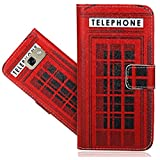 Samsung Galaxy A5 2017 Case, FoneExpert® Premium Leather Kickstand Flip Wallet Bag Case Cover For Samsung Galaxy A5 2017