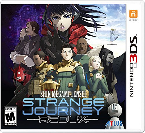 Shin Megami Tensei: Strange Journey Redux - Nintendo (Best Atlus Games For 3ds)