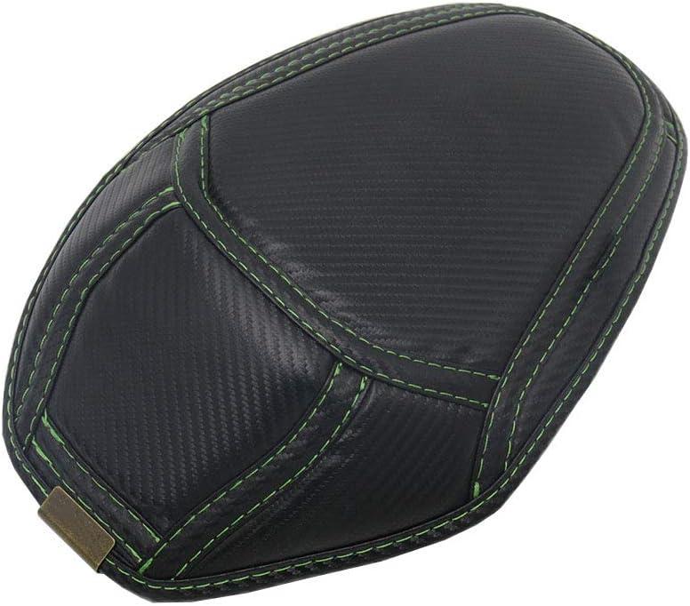 anticalore per KA WASAKI Z900 Z 900 2018-2019 Verde Fodera per sedile da moto KKmoon