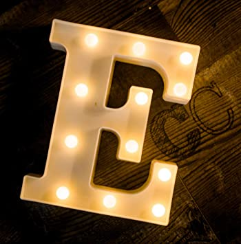 Amazon.com: Foaky - Señal con luces LED para cartel de 26 ...