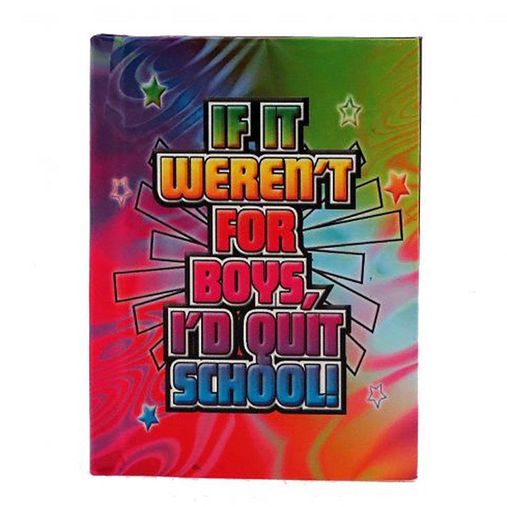 Kids Address Book If Weren't For Boys