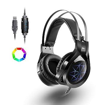 Casque Gaming Gamer Pc Ps4 Casque Audio Filaire Mad Giga Casque Ps4
