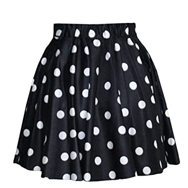 Skirt dot polka with bow rare photo