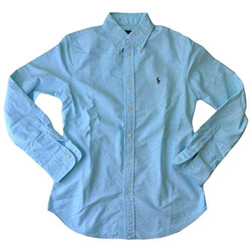 Polo Ralph Lauren Women's Custom Fit Oxford Buttondown Shirt