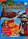 Playmobil. Die große Schatzsuche. CD-ROM