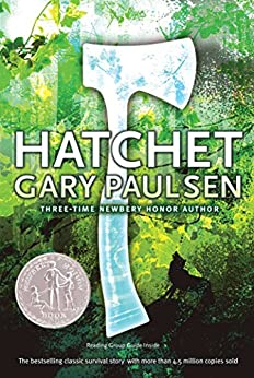 Hatchet: 30th Anniversary Edition (Brian's Saga Book 1) by [Paulsen, Gary]