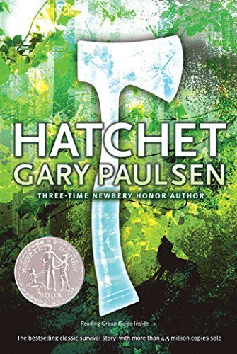 Hatchet (Brian's Saga Book 1) by [Paulsen, Gary]