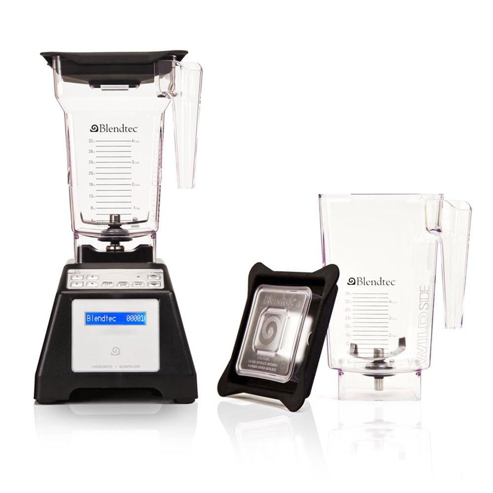 Amazon.com: Blendtec Home Blender HP3A, WildSide / FourSide Jars - Black:  Electric Countertop Blenders: Kitchen & Dining