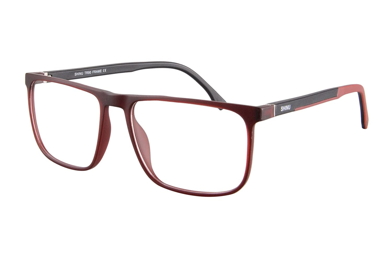 64dedbf7a4 Amazon.com  SHINU Anti Blue Light Photochromic Sunglasses with Transition Prescription  Lens Myopia Glasses and Reading Glasses-SH078  Clothing