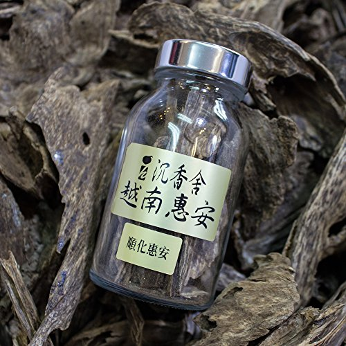 - Agarwood Aloeswood Oud Chip Scrap Vietnam Hoi-An 20g Unsinkable Uncultivated Feral