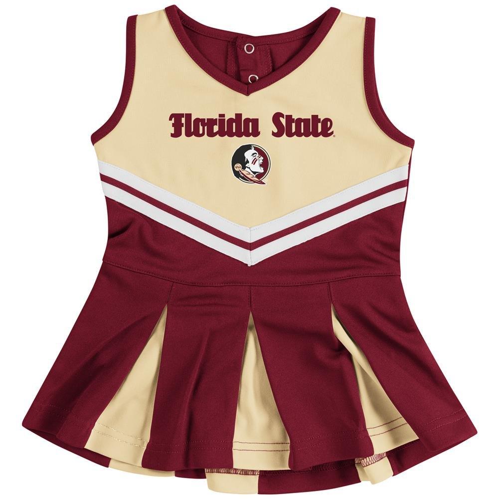 Outerstuff NCAA Boys NCAA Girls 4-6X Turtleneck Cheer Jumper Dress